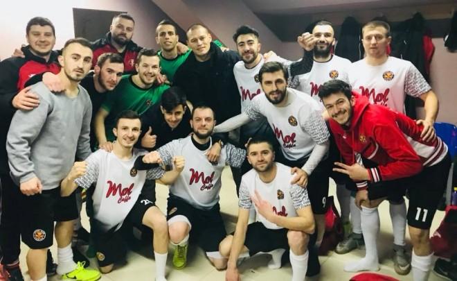 Feniksi arrin në finale të Kupës