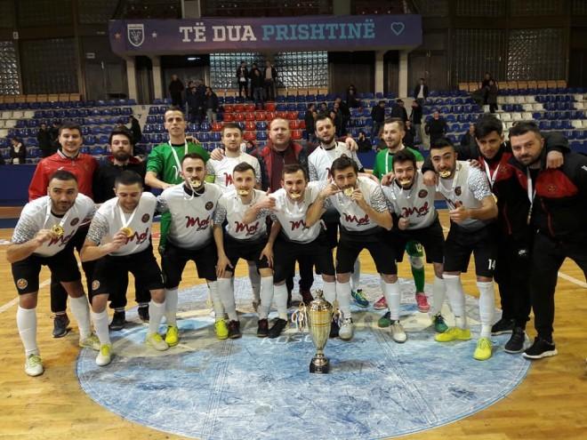 Feniksi fiton Kupën e Kosovës