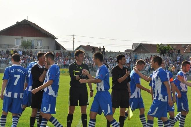 Formacionet zyrtare: Ferizaj - Drenica