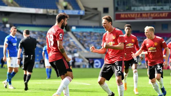 Me dramë në kohën shtesë, përmes penalltisë Man Utd fiton