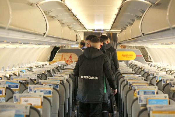 Kthejnë Konen, arrijnë në Antalya