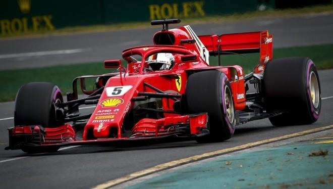 Vettel fiton në Britani