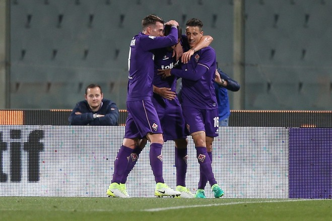 Festival golash, Fiorentina përmbys Interin