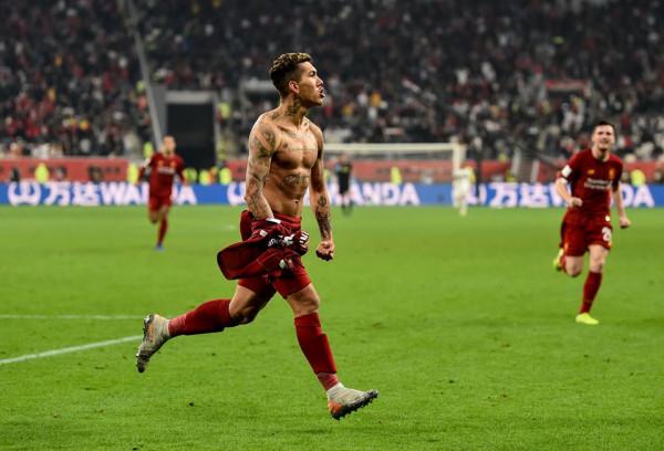 Firmino ia sjell Liverpoolit Kupën e parë të Botës