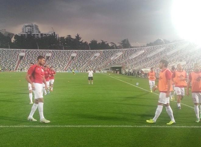 Flamurtari fiton në Tbilisi