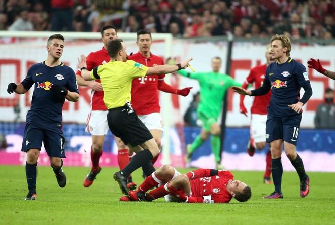 Forsberg suspendohet për 3 ndeshje