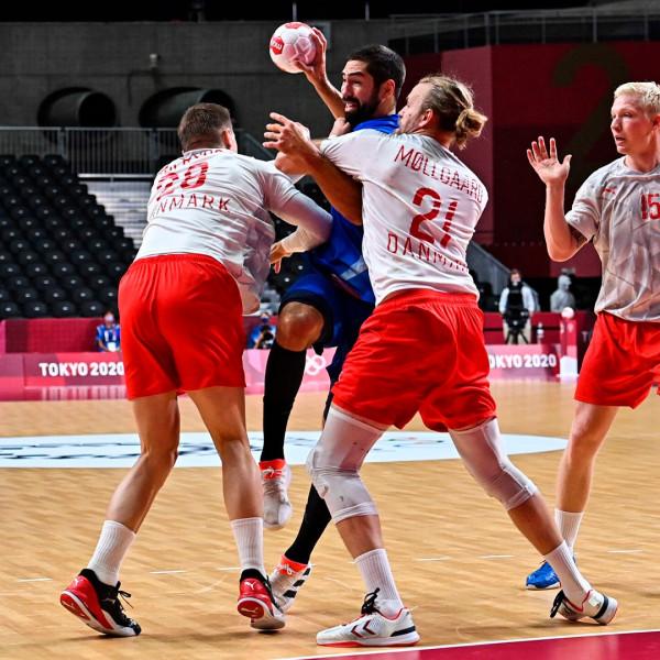 Franca, e artë olimpike në hendboll