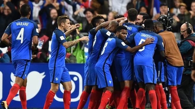Franca e siguron, Suedia e dyta edhe pse pësoi