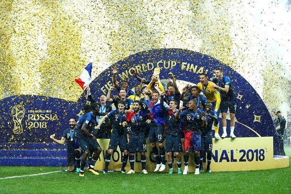 Notat e lojtarëve: Franca-Kroacia