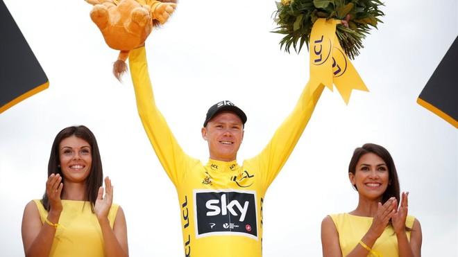 Froome me titullin e katërt të Tour de France
