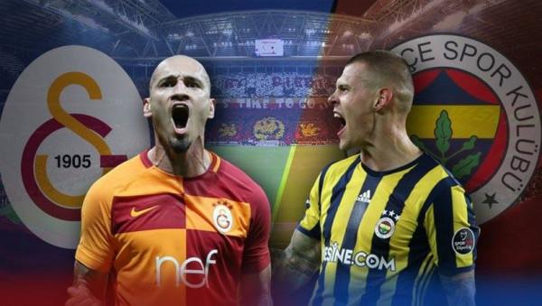 Galatasaray vs. Fenerbahce, 11-shet startuese