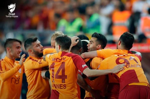 Galatasaray fiton Kupën e Turqisë