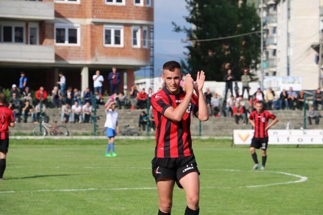 Egzon Gashi, golashënuesi më i mirë i Ligës së Parë