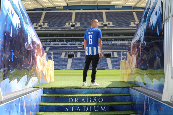ZYRTARE: Gentrit Salihu transferohet te Porto!