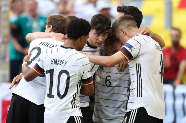 Goleada me dominancë gjermane, mposht kampionin e Evropës