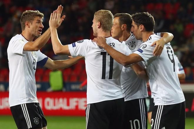 Hummels i jep fitoren Gjermanisë