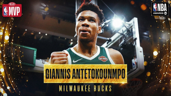 Giannis, MVP i sezonit 2018/2019