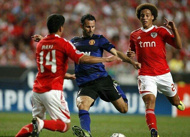 United në Lisbonë, Baseli i Xhakës në Moskë