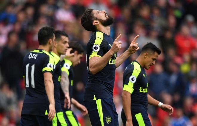 Fitore e rëndësishme, Arsenali shpreson