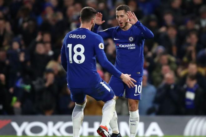 Zëvendësuesi Giroud shpëton Chelsean, shton problemet e Southamptonit