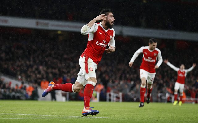 Xhaka 90 minuta, Arsenali nuk gabon