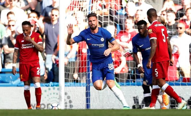 Chelsea mposht Liverpool, 'nxehet' gara për top4