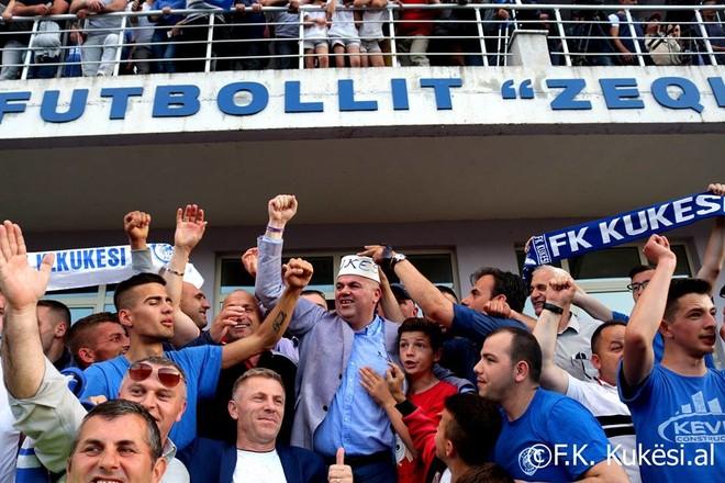 Kukësi debuton ndaj skuadrës moldave