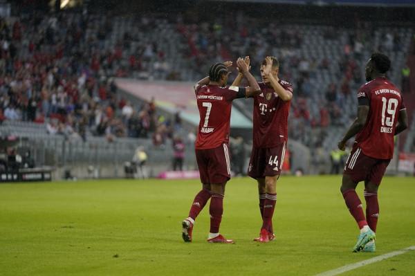 Gnabry ia sjell fitoren e parë Bayernit