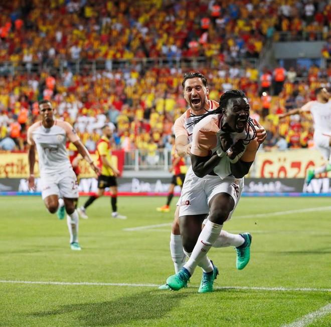 Galatasaray kampion i Turqisë