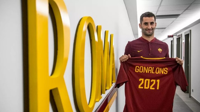 Roma zyrtarizon Gonalonsin