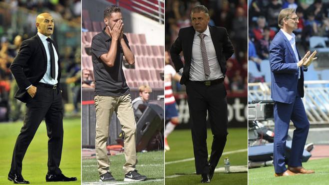 4 trajnerë për stinor dhe bien nga La Liga