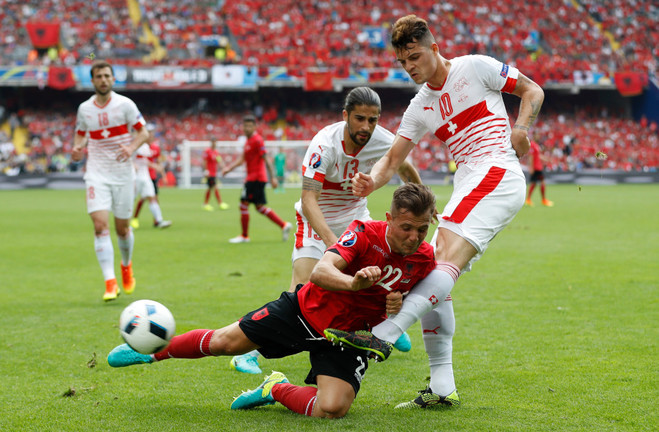 Graniti një Vieira i ri për Arsenalin