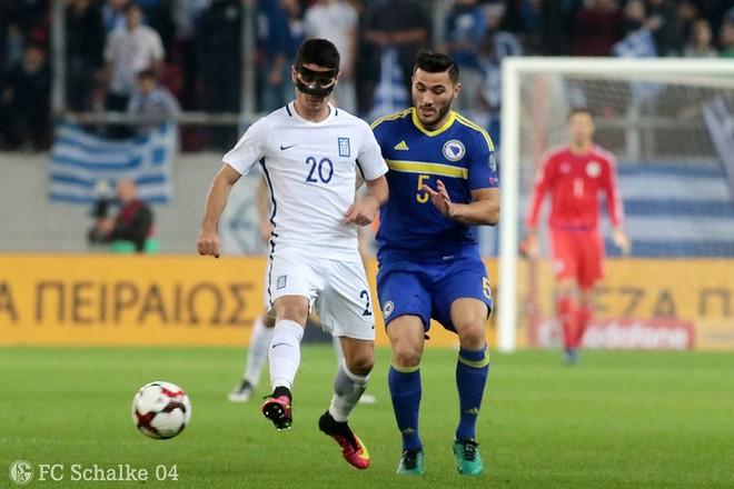 Bosnja humb 3 pikëshin në minutën e 95-të