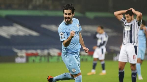 Gundogan shpallet lojtari i muajit në Premier League