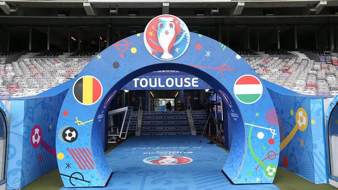Formacionet zyrtare: Hungari-Belgjikë