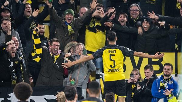 Dortmund sezacional, përmbys Interin prej 0-2