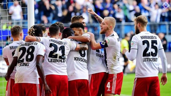Lideri ndalet, Hamburg kap pozitën e dytë