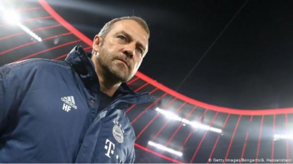 Bayerni vendos, Flick deri në fund të sezonit