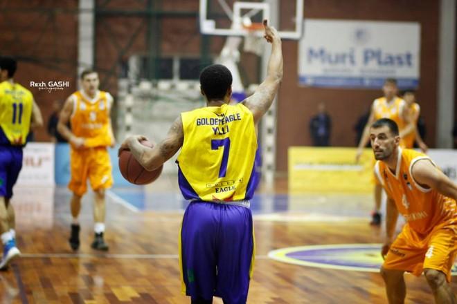 Harmon, MVP i ndeshjes Ylli-Borea