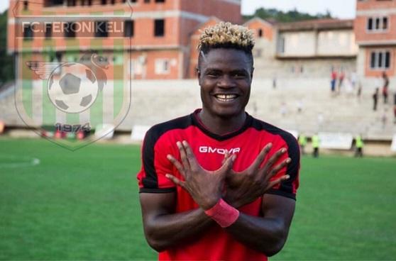 Feronikeli merr liberianin e Drenicës