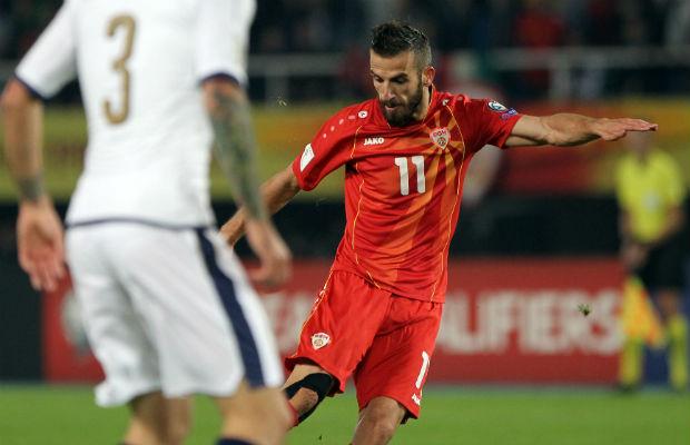 Vetëm 3 shqiptarë te Maqedonia