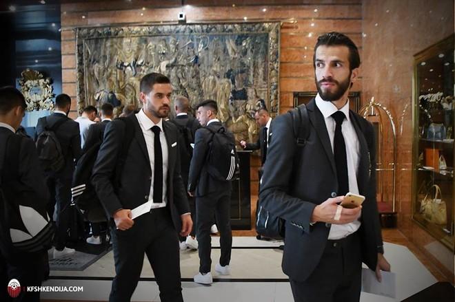 Shkëndija rehatohet në Milano