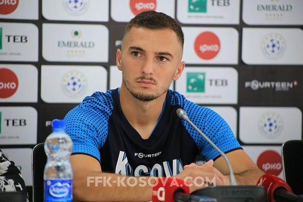 Florent Hasani: Jam i gatshëm për të mbuluar mungesat