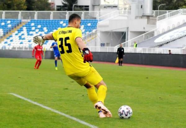 Haxho pret penallti, për të shpëtuar Prishtinën ndaj kampionit