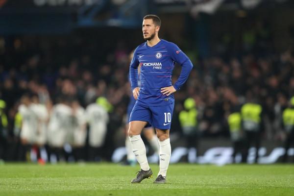 Lamtumirë Eden Hazard!