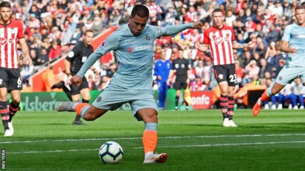 Lojtari i muajit shtator: Eden Hazard