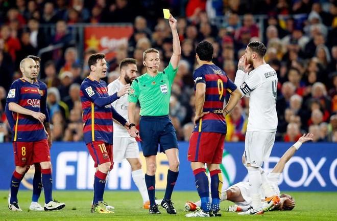 Referi i El Clasicos, shpreson në ndeshje me pak gabime