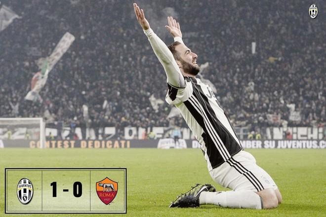 Juventus i sotëm, pranë historisë