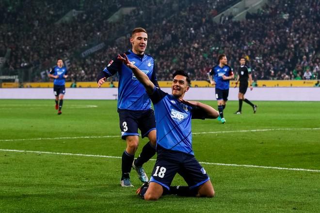 Hoffenheimi i pamposhtshëm, Dortmundi gabon përsëri
