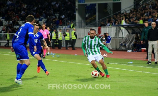 Feronikeli vs. Slovan Bratislava, 11-shet zyrtare